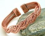 Copper Non-Magnetic Bracelets